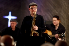 Mark Gierling & Band: Luther gets the blues