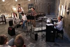Trio Eco Barrio Latino Politarche Kulturkirche Ost Köln GAG