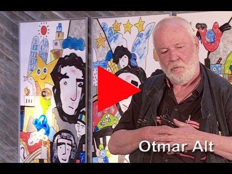 Talking-Art - Otmar Alt - Ausstellung in der Kulturkirche Ost - Köln Buchforst