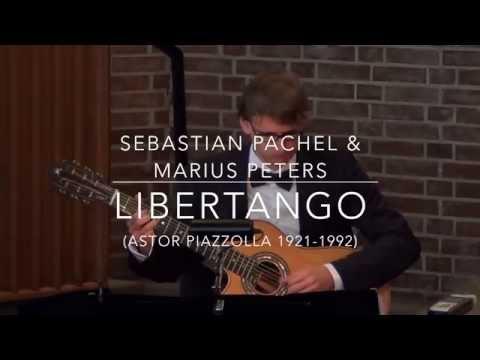 LIBERTANGO, A. Piazzolla - Panflöte und Gitarre - Sebastian Pachel & Marius Peters