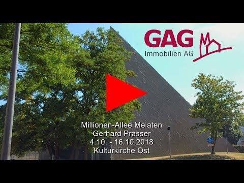 Talking Art - Millionen Allee Melaten - Fotoausstellung Gerhard Prasser