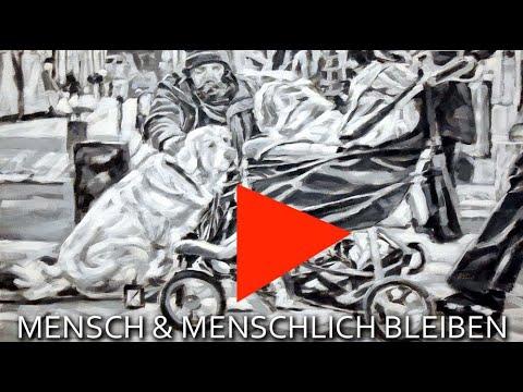 Mensch und menschlich bleiben - Virtuelle Benefizausstellung - Kulturkirche Ost, Köln