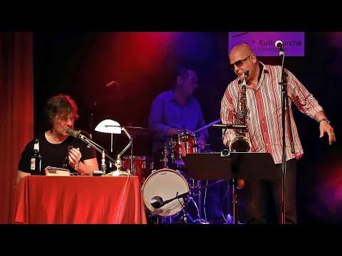 Bernd Delbrügge Band & Gerd Köster: T.C. Boyle-Abend