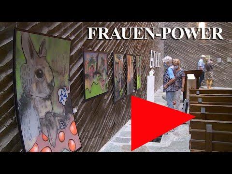 Frauen Power - Sechs Kölner Künstlerinnen zeigen ihre Werke - Kulturkirche Köln Ost