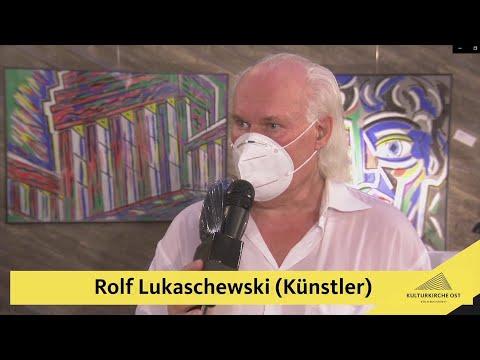 """Denk-Male(r): """"Von Adenauer bis Brandenburger Tor"""" - Benefiz-Kunstausstellung von Rolf Lukaschewski."""