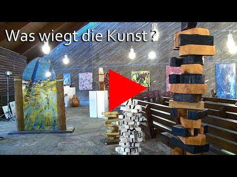 Talking Art - Was wiegt die Kunst? - Kulturkirche Ost - Köln