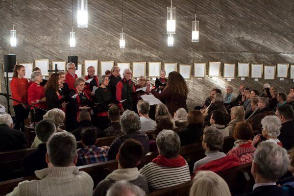 gospelchor go east kulturkirche ost GAG köln
