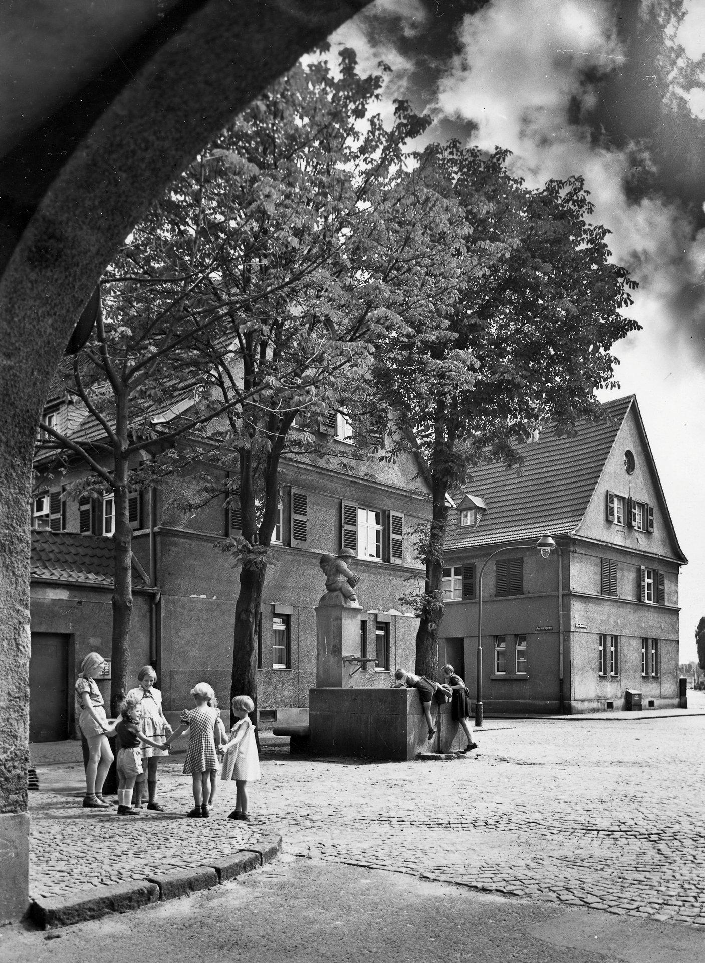 Riphahn Reihe GAG KULTURKIRCHE OST Köln