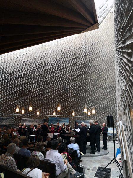 deutsch-frazösischer chor köln aachen kulturkirche ost gag