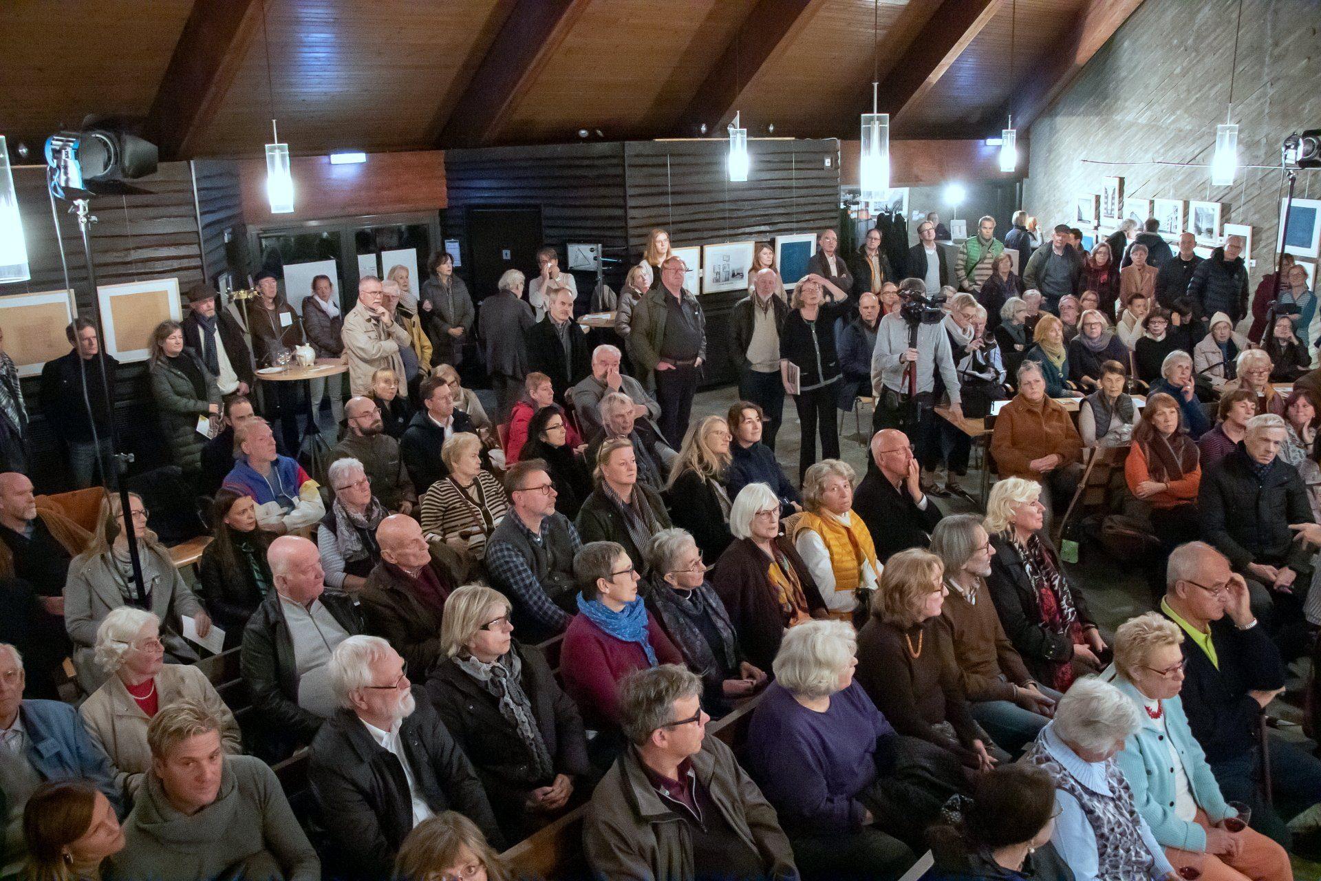 wilhelm riphahn ute fendel Six8tyOne Big Band kulturkirche ost köln GAG