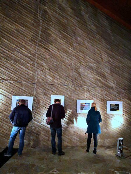 Menschen auf der Flucht Amnesty International Magnum Photos Kulturkirche Ost Köln GAG