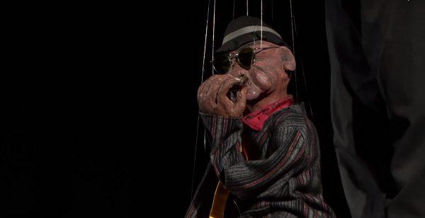 Klapp-Theater ist virtuoses Marionettenspiel mit Martin Prochaska und Thomas Nied