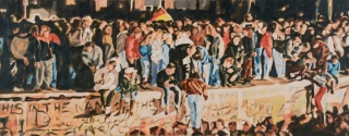 30x60 cm, Digiprint, Sonderediti- on, (ohne Rahmen) 90 €