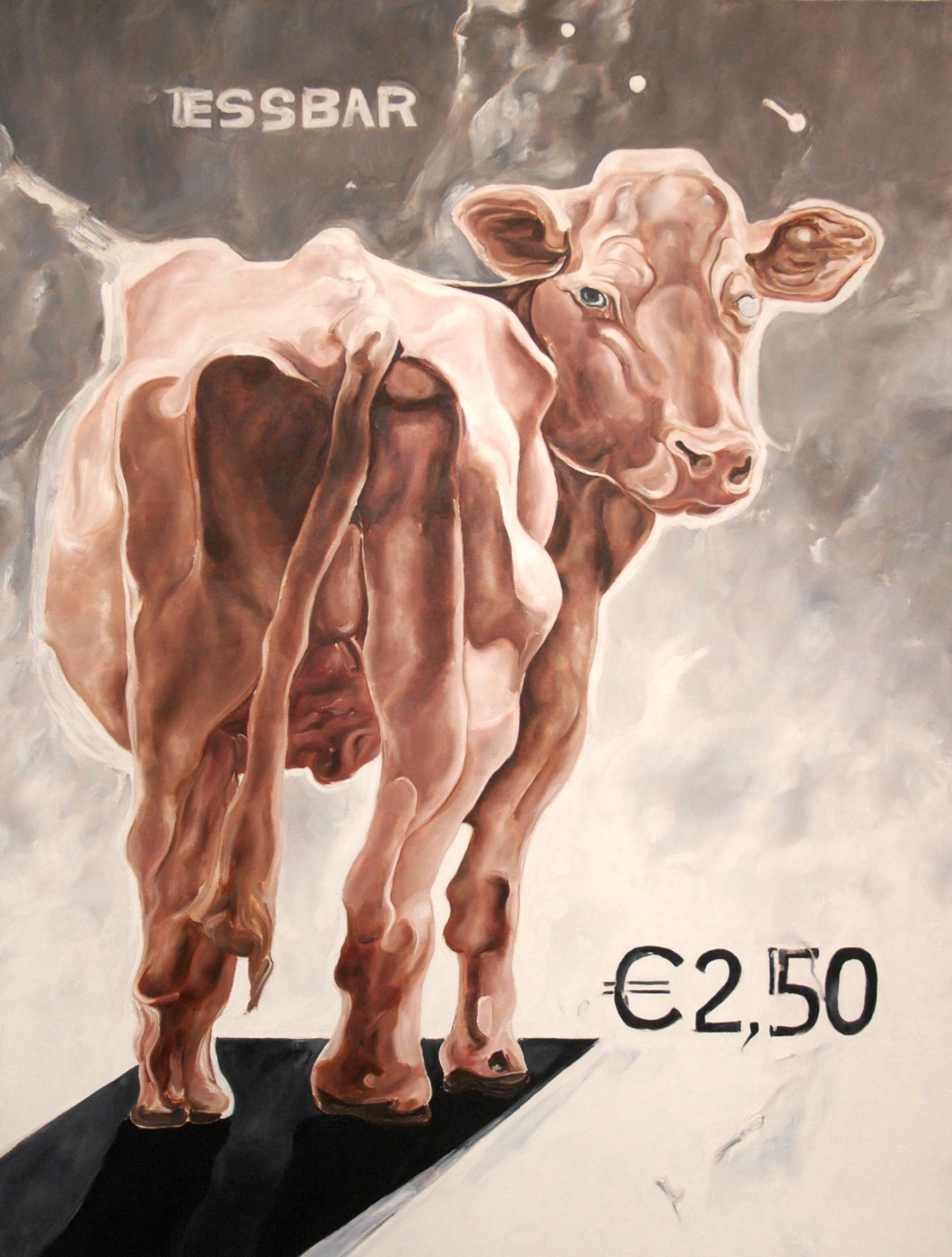 Öl auf Leinwand, 2019, 190 cm x 135 cm     2800 €