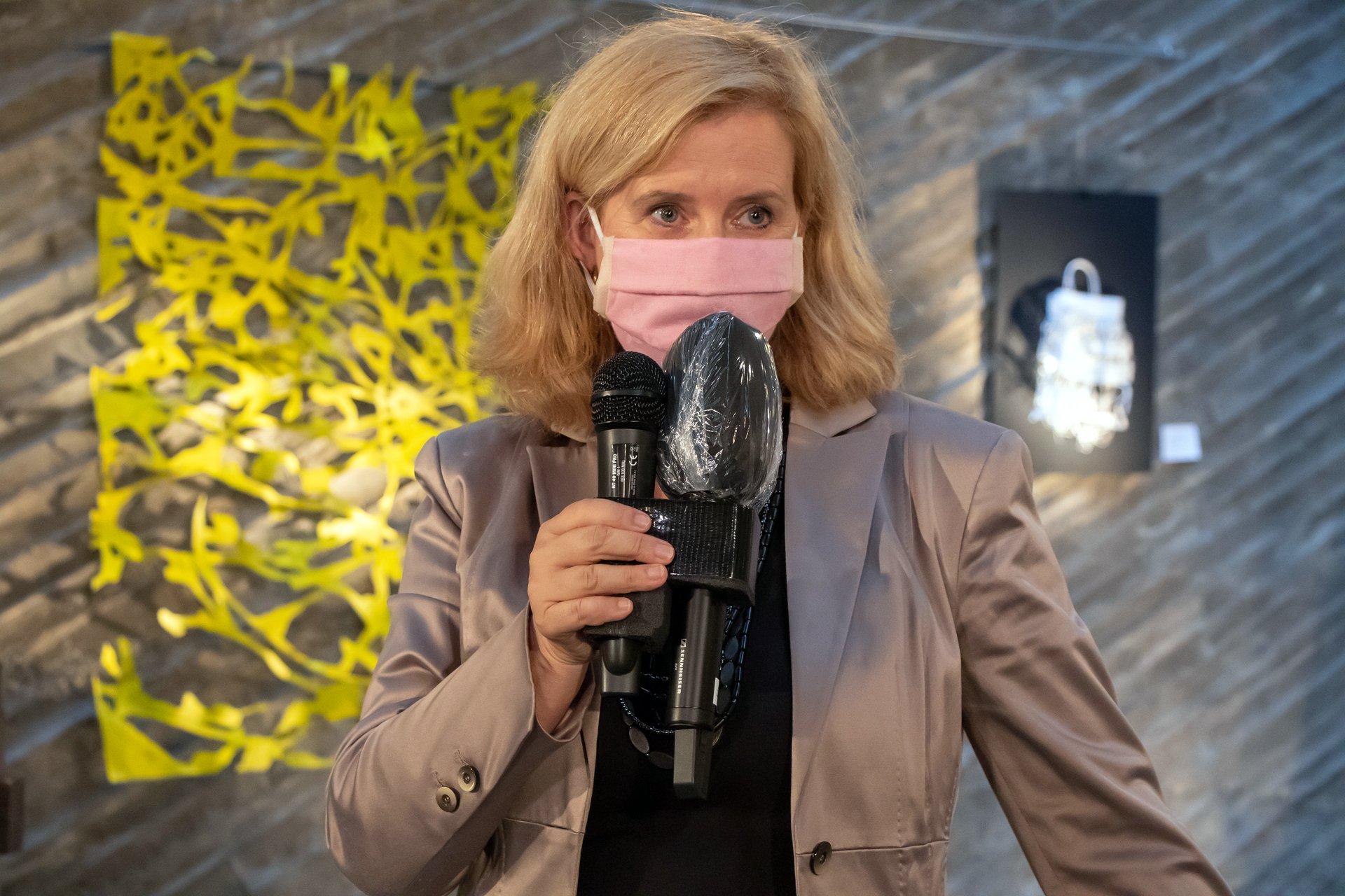 Irene Daum Einzigartige Kunst Alles außer artig Ausstellung in der Kulturkirche Ost Köln