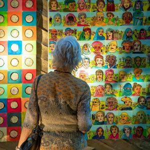 Powerfrauen Ausstellung in der KULTURKIRCHE OST in Köln