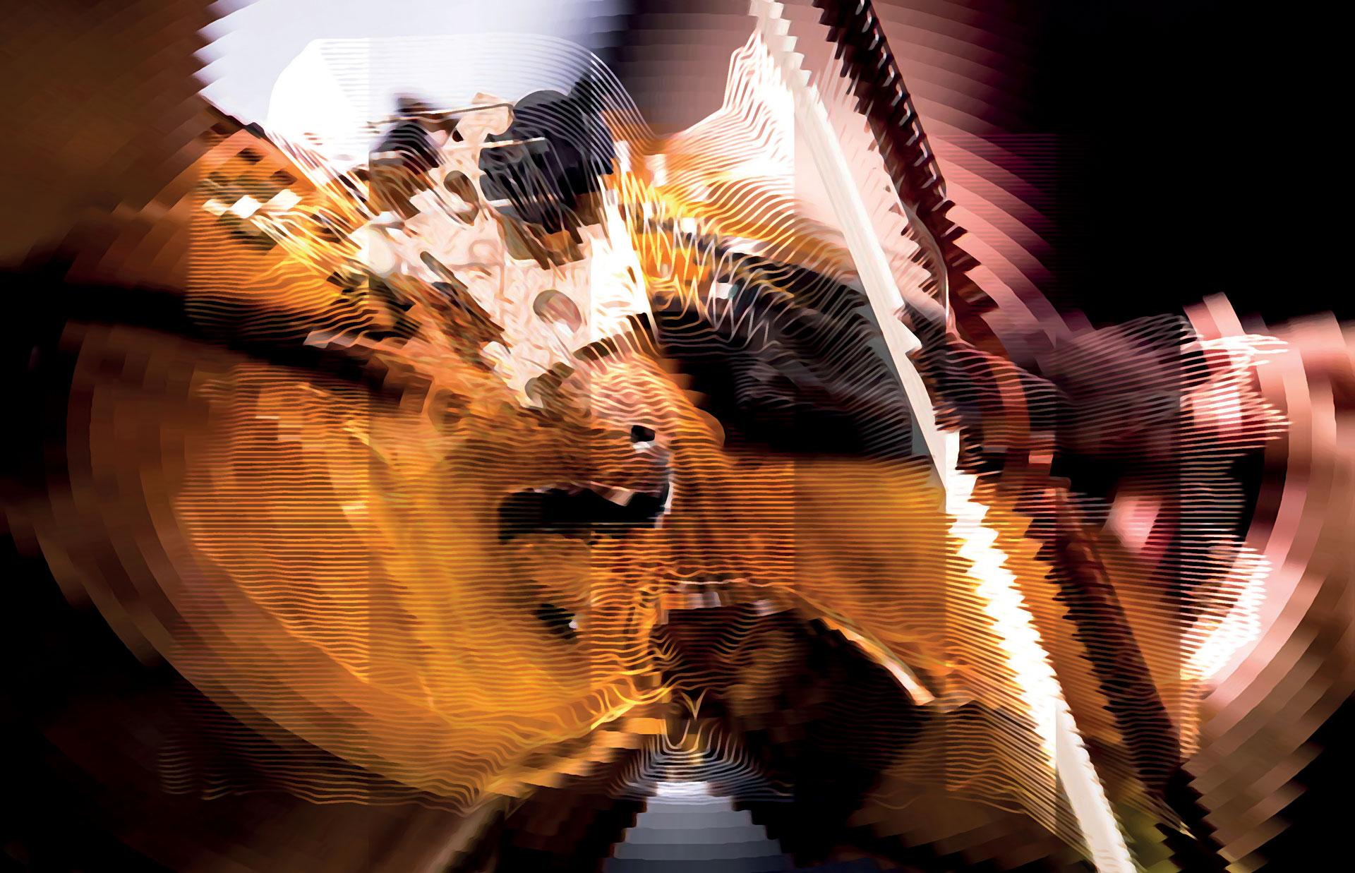 orchesterakademie des WDR-sinfonieorchesters in der kulturkirche ost in köln
