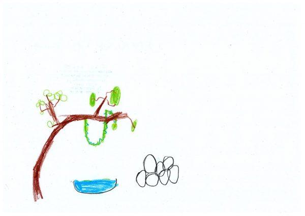 Zoo-Malwettbewerb: Lennarto Emonds