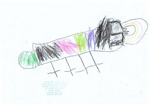 Zoo-Malwettbewerb: Noah Pollice
