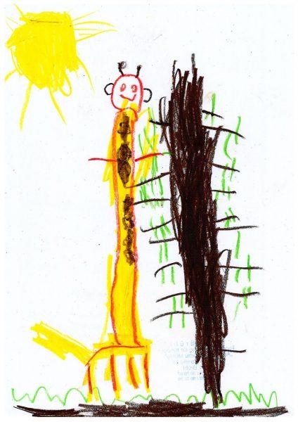 Zoo-Malwettbewerb: Sean Finn Kurcinik