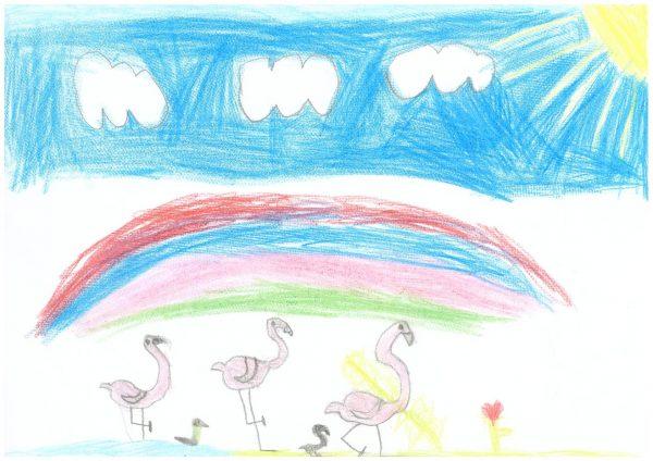 Zoo-Malwettbewerb: Jolina Remmel