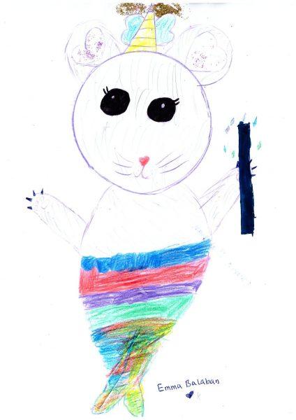 Zoo-Malwettbewerb: Emma Balaban