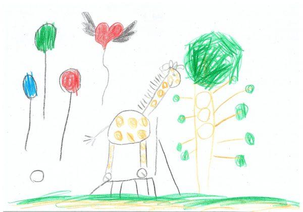 Zoo-Malwettbewerb: Ben Clasen