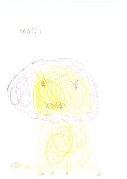 Zoo-Malwettbewerb: Matti Mihlan