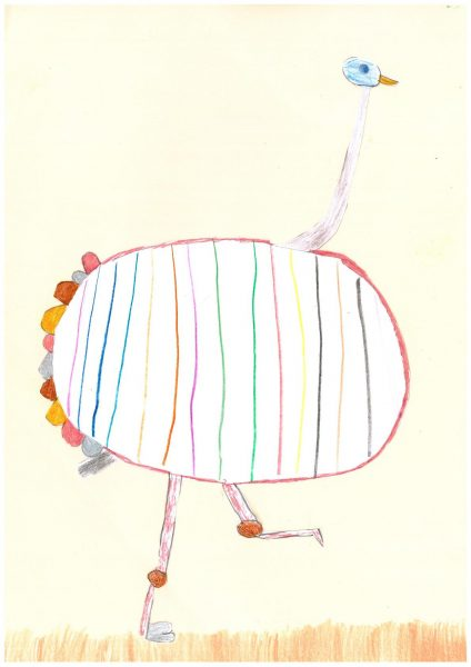 Zoo-Malwettbewerb: Anna Sophia Sieber